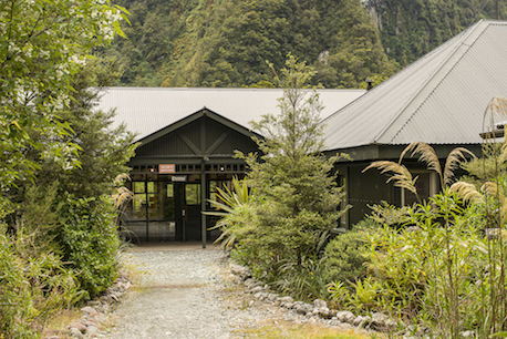 Quintin Lodge Milford Track Ultimate Hikes